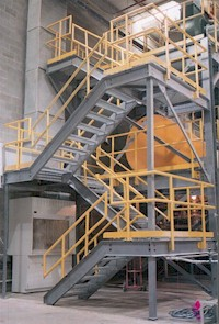 Steel Stair Systems